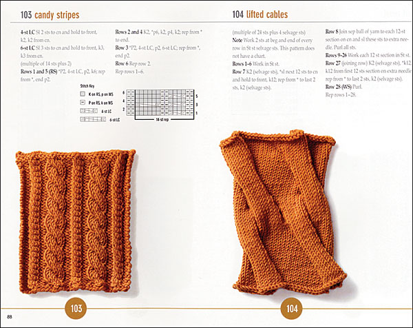 Vogue Knitting Stitch Dictionary : Vogue Knitting Stitchionary, Volume 2: Cables (Softcover) from KnitPicks.com ...
