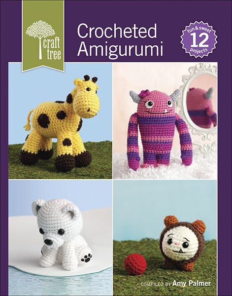 Craft Tree: Crocheted Amigurumi