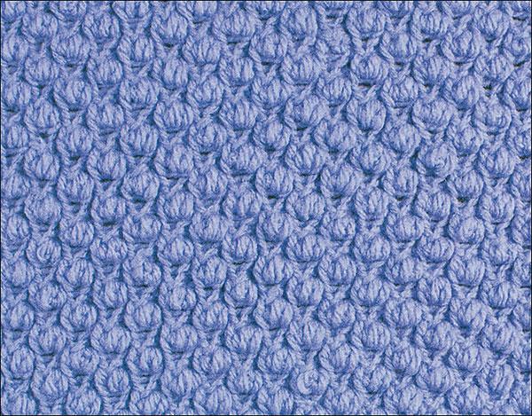50 Fabulous Knit Bobbles, Popcorns, & Puffs from KnitPicks.com Knitting b...