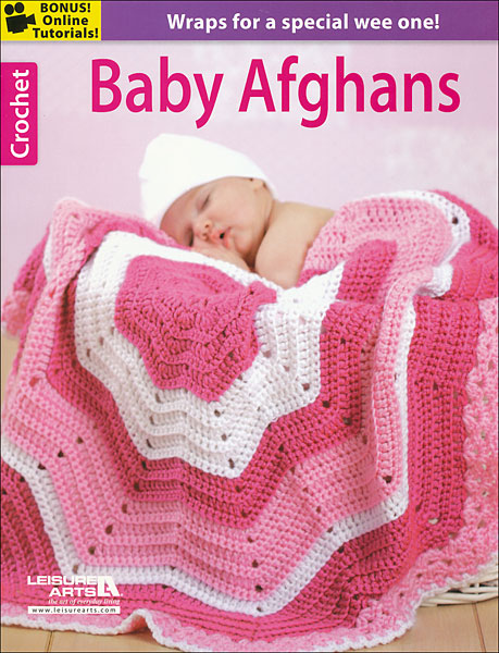 Baby Afghans from KnitPicks.com Knitting by Leisure Arts