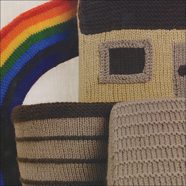 Knitted Noahs Ark from KnitPicks.com Knitting by Sarah Keen
