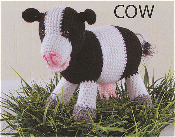 Farm Animals from KnitPicks.com Knitting by Melissa Leapman