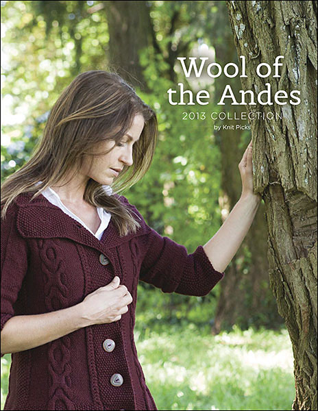 Wool of the Andes Pattern Collection