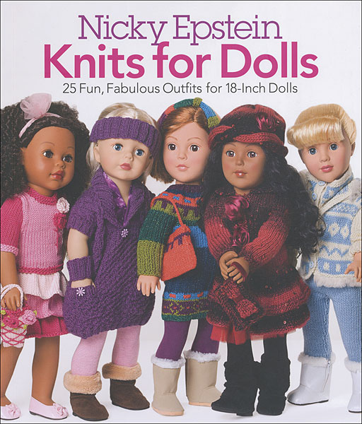 Nicky Epstein Knits for Dolls