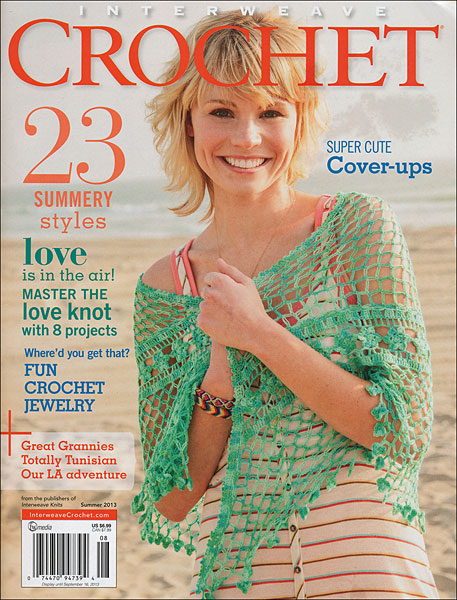 Interweave Crochet Magazine - Summer 2013