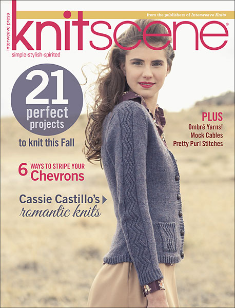 Knitscene Magazine, Fall 2013
