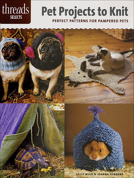 Threads Selects: Pet Projects to Knit