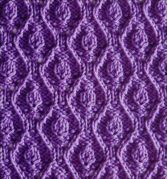 The Knit Stitch Pattern Handbook from KnitPicks.com Knitting by Melissa Leapman