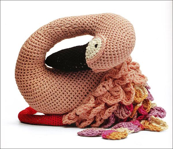 Crocheted Wild Animals from KnitPicks.com Knitting by Vanessa Mooncie