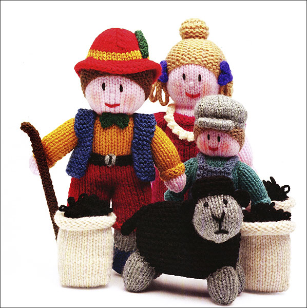 Knitting Rhyme Off Jumps Jack : Knitted nursery rhymes from knitpicks knitting by