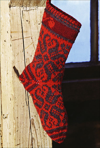 Christmas Stockings To Knit