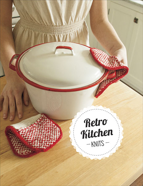 Retro Kitchen Knits Collection