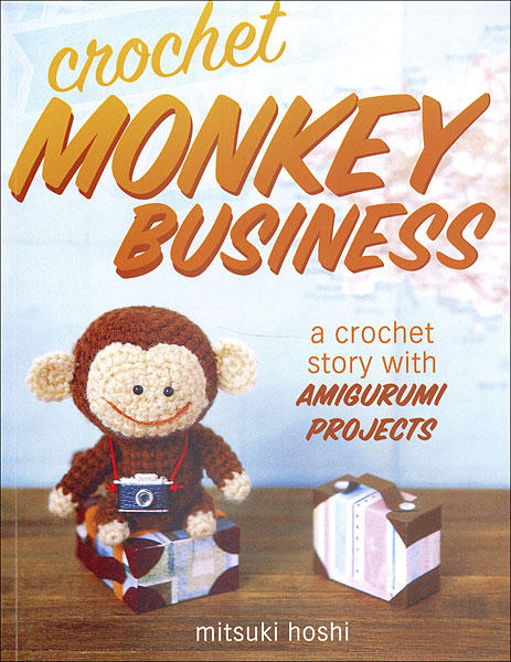 Crochet Monkey Business