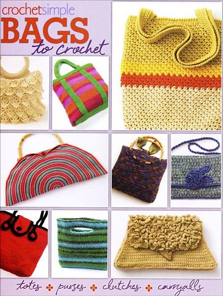 Crochet Simple Bags to Crochet