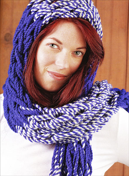 Arm Knitting from KnitPicks.com Knitting by Mary Beth Temple On Sale