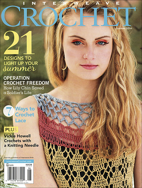 Interweave Crochet Magazine Summer 2014