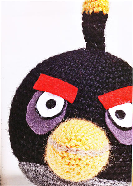 Angry Birds Amigurumi & More from KnitPicks.com Knitting ...