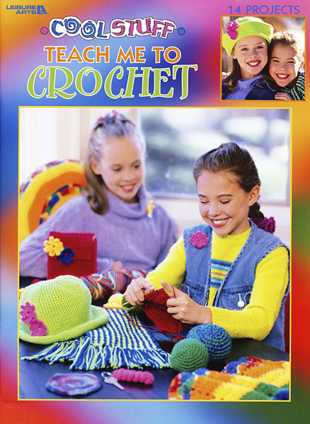 Cool Stuff: Teach Me to Crochet
