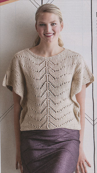 Knitting Summer 2015 : Knit purl spring summer magazine from knitpicks