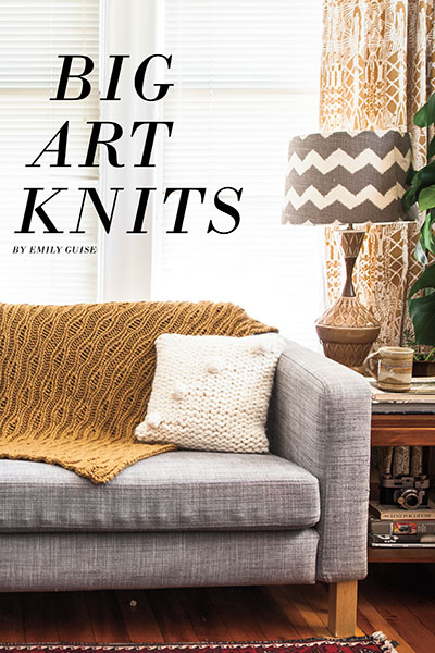 Big Art Knits