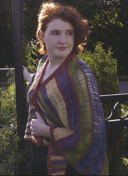 Knitted Wraps & Cover-Ups from KnitPicks.com Knitting by Annie Modesitt