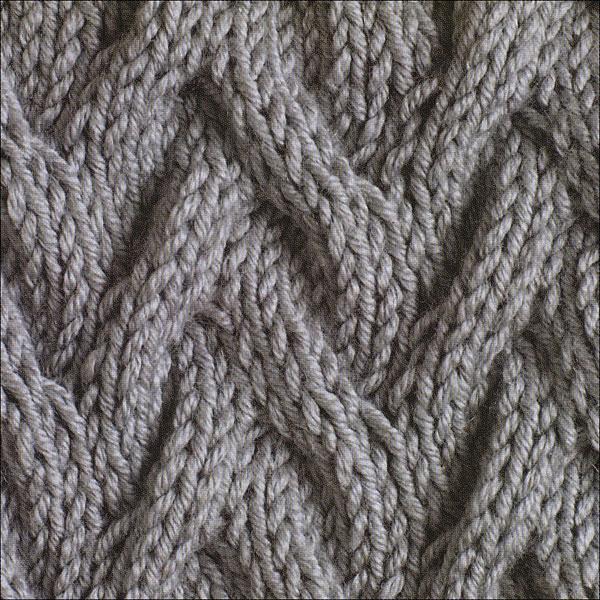 750 Knitting Stitches from KnitPicks.com Knitting by St. Martins Press