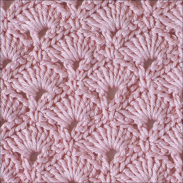 Crochet Stitch Reference : 500 Crochet Stitches from KnitPicks.com