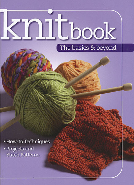 Knitbook: the Basics and Beyond