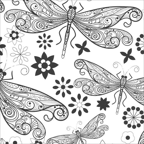 zen coloring nature pages - photo#5