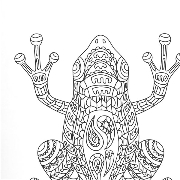 zen coloring pages to print - photo#22