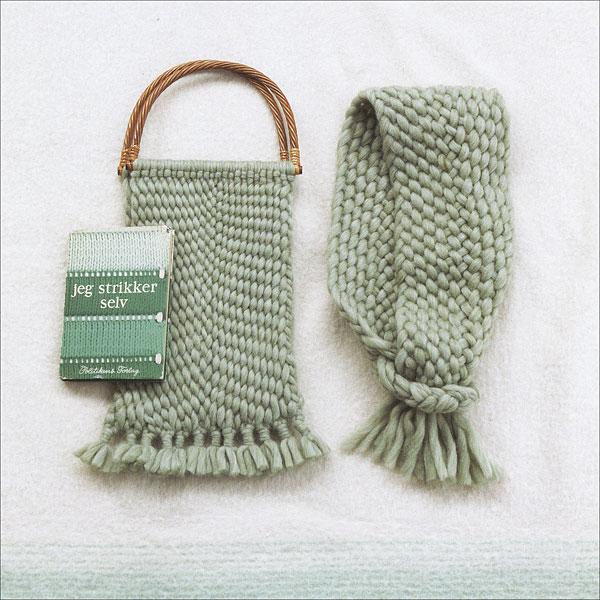 finger weaving scarves wraps from knitpicks knitting