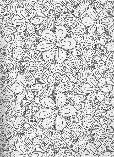Floral Wonders Color Art for Everyone from KnitPicks.com Knitting by Leisure Arts On Sale