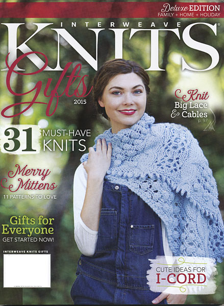 Interweave Knits Gifts Magazine - 2015