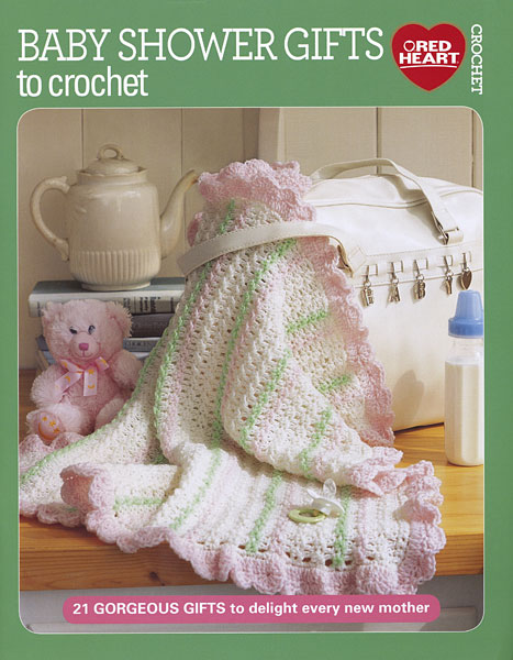 Go Crafty! Baby Shower Gifts to Crochet