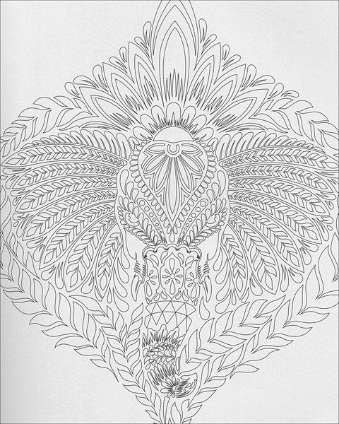 tula elizabeth coloring pages - photo#1