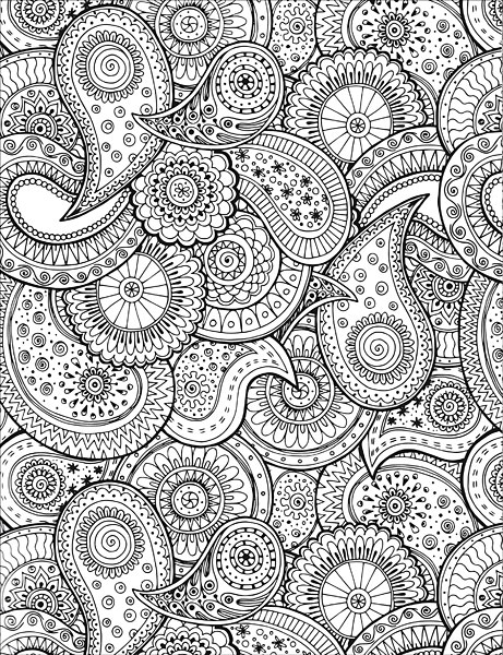 Extreme wonders color art from knitting by for Extreme coloring pages