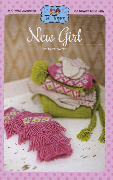 Tot Toppers: New Girl