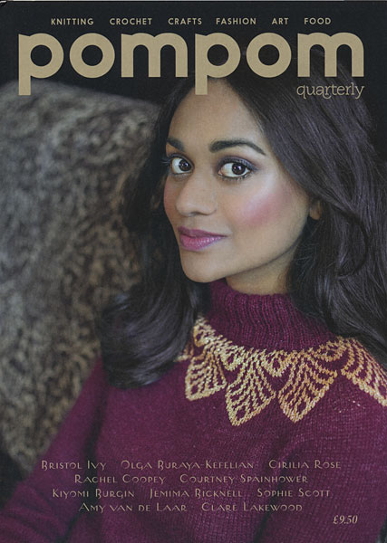 Pompom Quarterly Magazine - Winter 2015