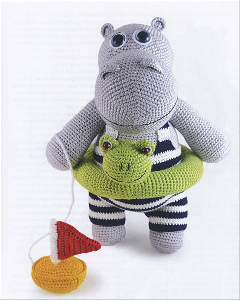 Zoomigurumi 3 from KnitPicks.com Knitting by Edited by ...