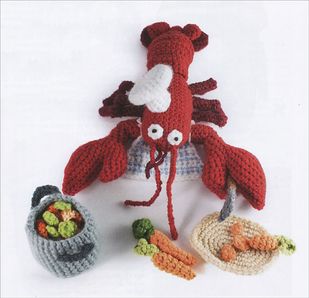 Amigurumi Animals At Work : Amigurumi Animals at Work from KnitPicks.com Knitting by ...