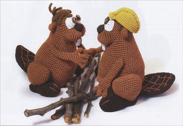 Amigurumi Animals At Work : Amigurumi Animals at Work from KnitPicks.com