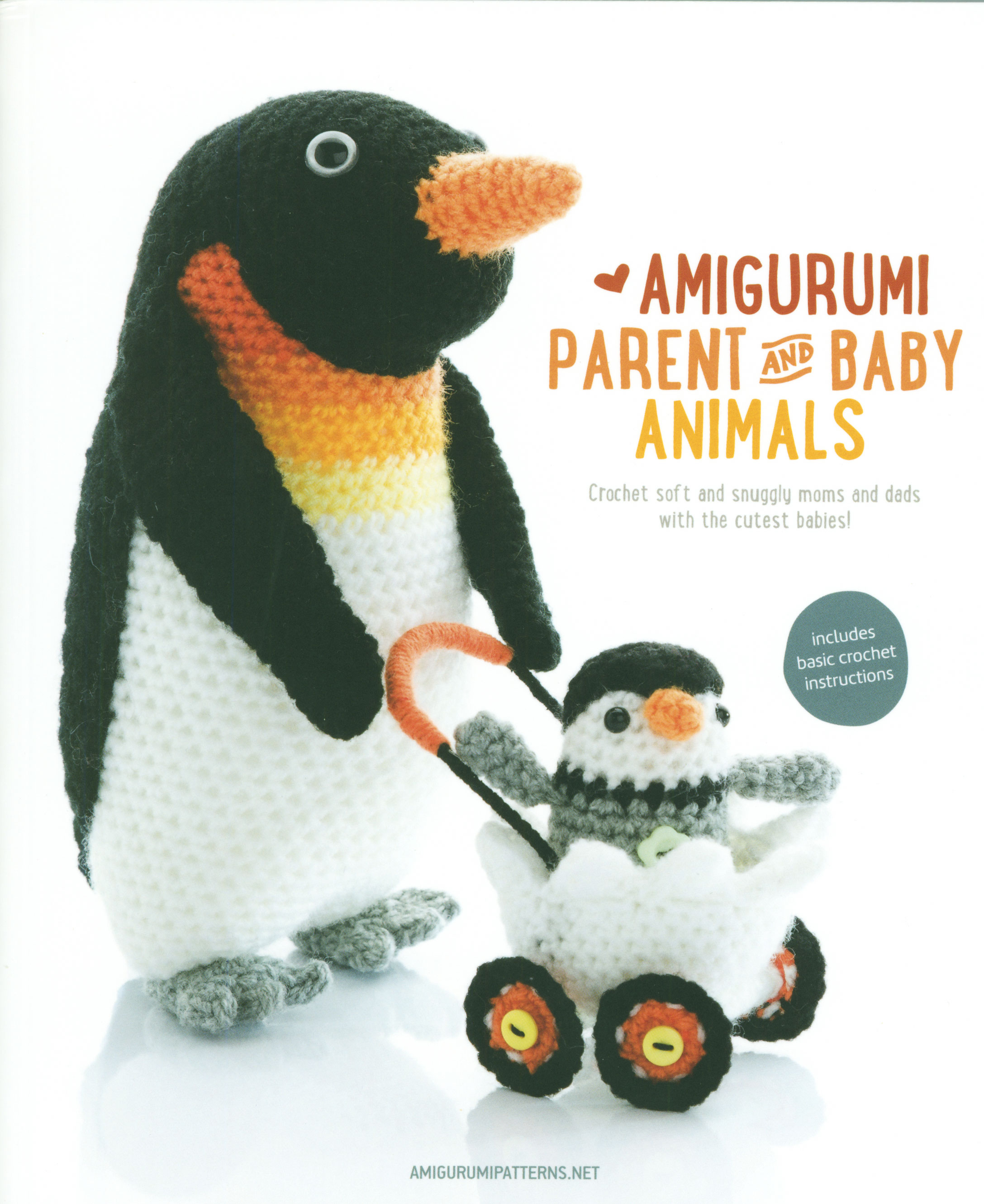 Amigurumi Parents and Baby Animals