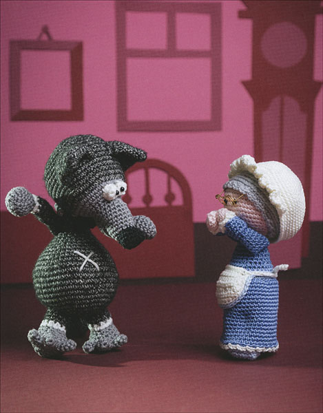 Amigurumi Fairy Tales Free : Amigurumi Fairy Tales from KnitPicks.com Knitting by ...