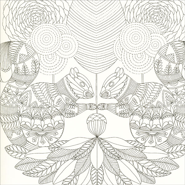 Animal Kingdom Coloring Book From KnitPicks Knitting