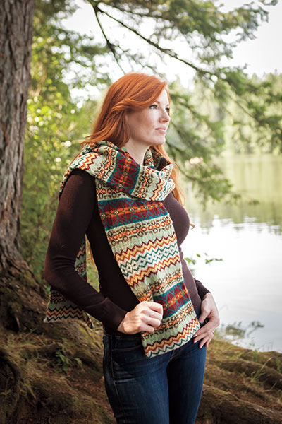 Creative Color: 2016 Fair Isle Collection from KnitPicks.com ...