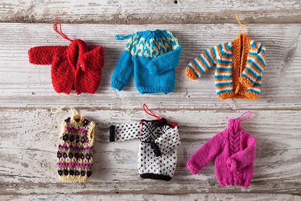 Handmade Holiday - Christmas Knitting from knitpicks.com