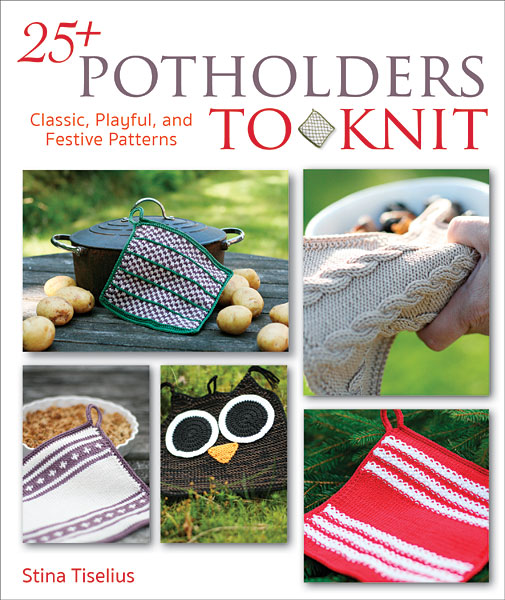 25 + Potholders to Knit