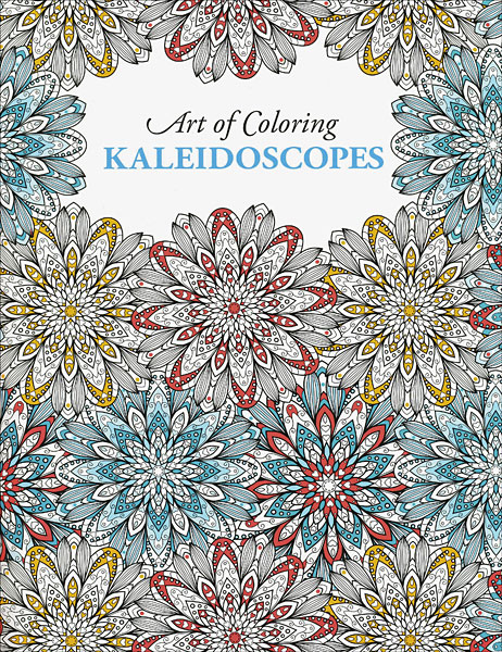 Art of Coloring: Kaleidoscopes