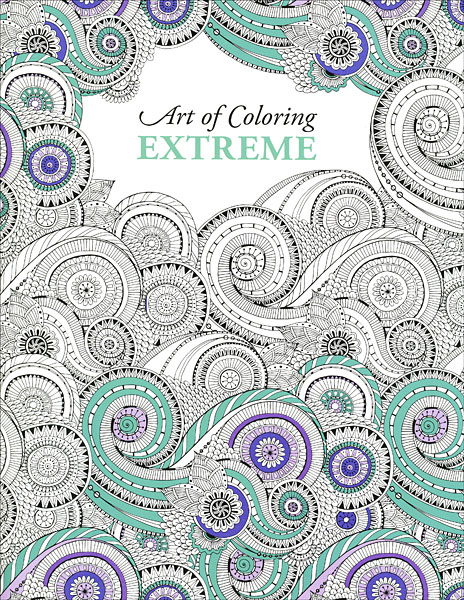 Art of Coloring: Extreme