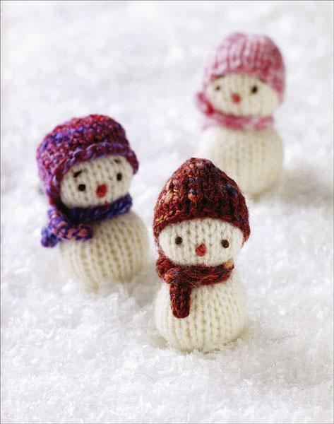 Knitting Patterns Mini Toys : Mini Knitted Toys from KnitPicks.com Knitting by Teresa ...